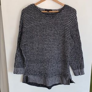 Banana Republic sweater, cotton blend, xs.